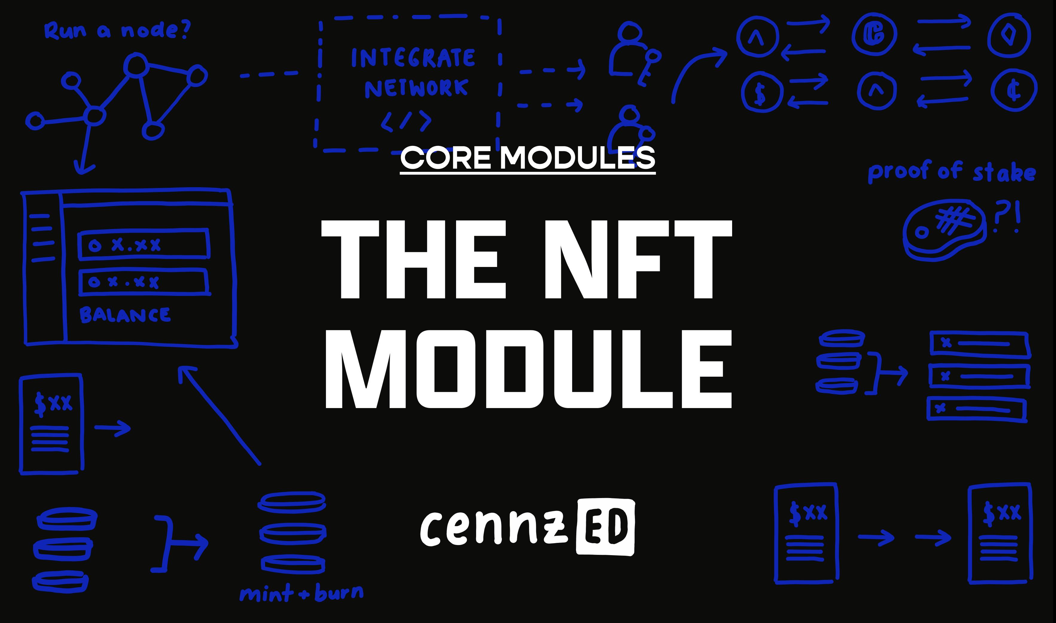 The NFT module